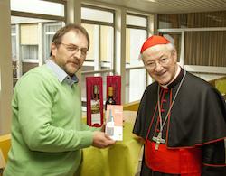 Cremisan und Altbischof klein