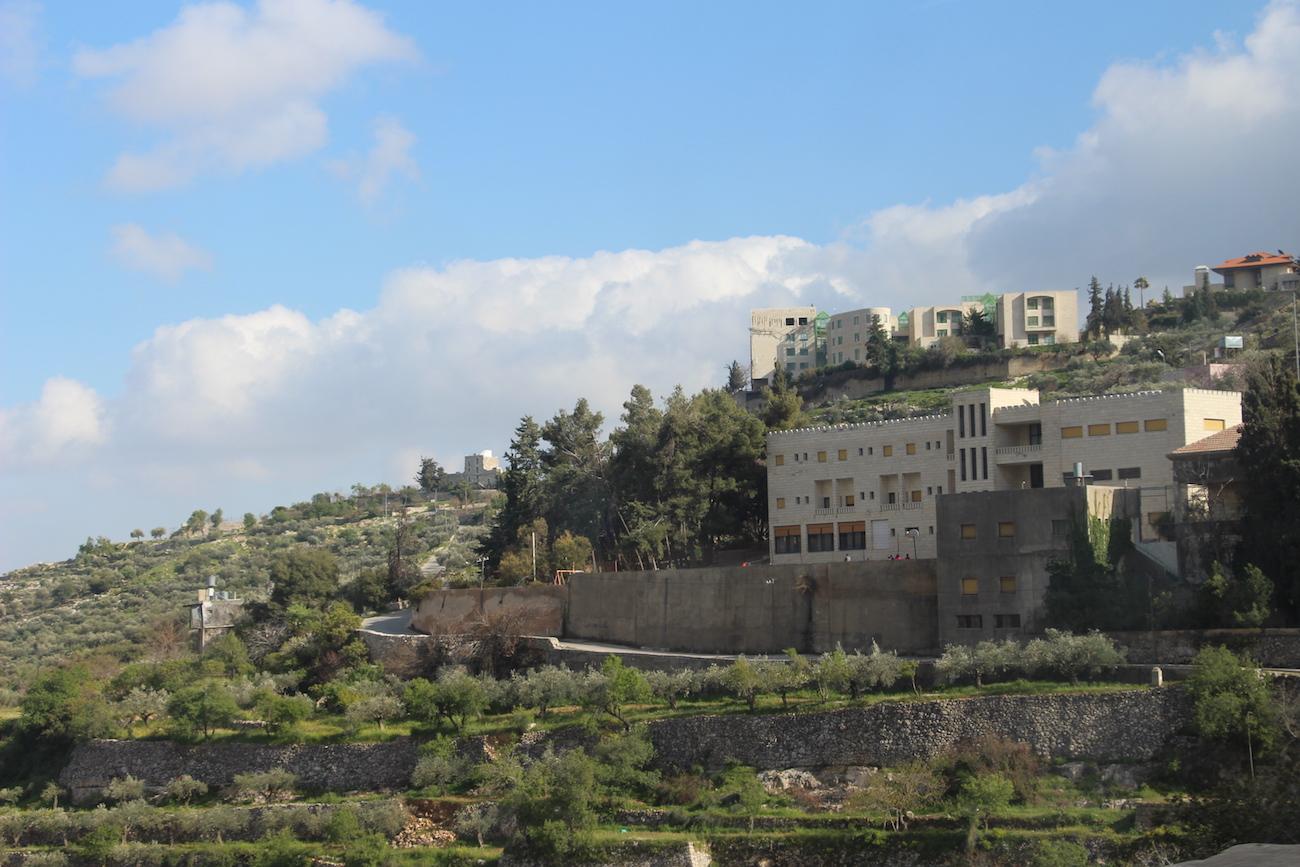 Cremisan Tal Kloster der Schwestern